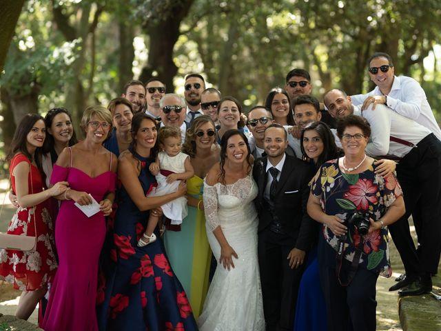 Il matrimonio di Teresa e Michele a Piano di Sorrento, Napoli 49