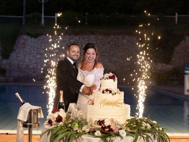 Il matrimonio di Teresa e Michele a Piano di Sorrento, Napoli 52
