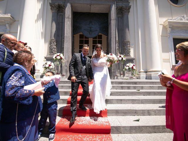Il matrimonio di Teresa e Michele a Piano di Sorrento, Napoli 62