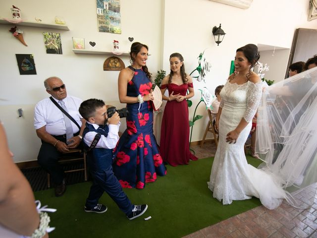 Il matrimonio di Teresa e Michele a Piano di Sorrento, Napoli 63