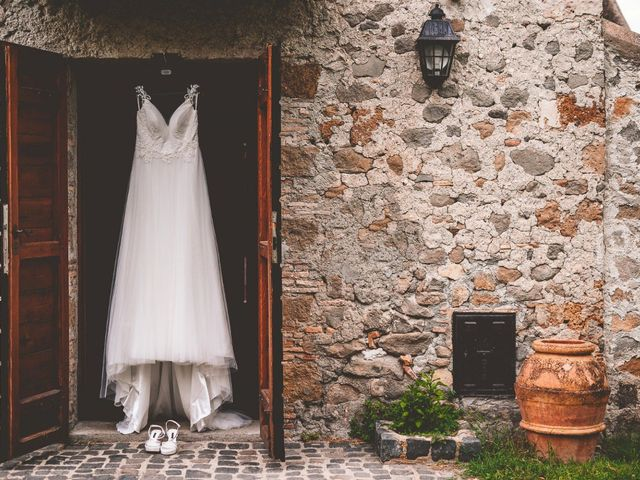 Il matrimonio di Ugo e Elena a Bracciano, Roma 3