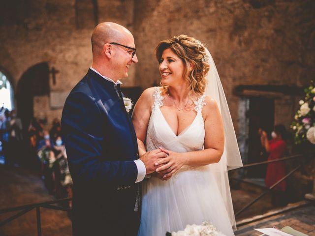 Il matrimonio di Ugo e Elena a Bracciano, Roma 5
