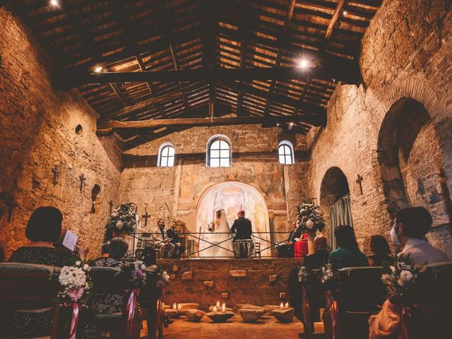 Il matrimonio di Ugo e Elena a Bracciano, Roma 6