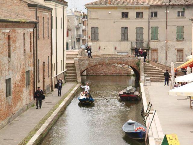 Il matrimonio di Maurizio e Emanuela a Comacchio, Ferrara 17