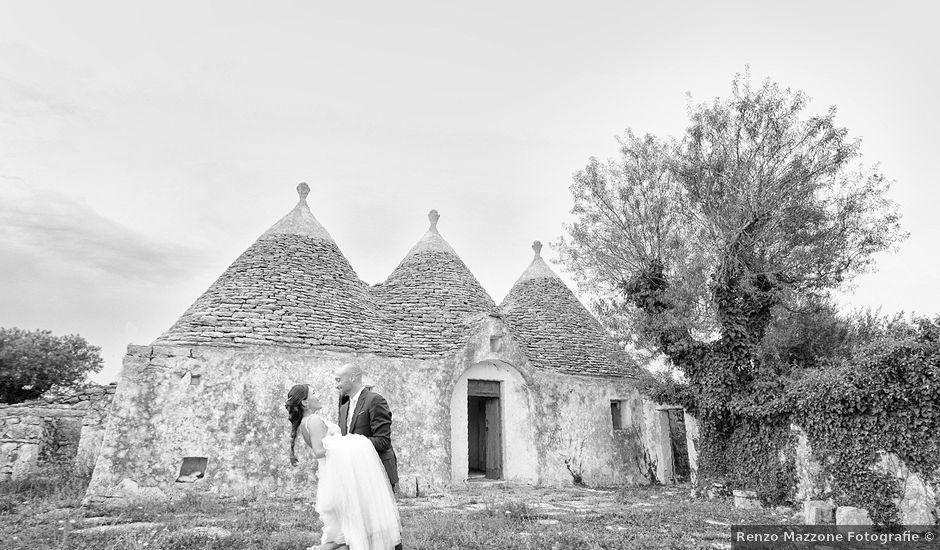 Il matrimonio di Giuseppe e Rossella a Ginosa, Taranto