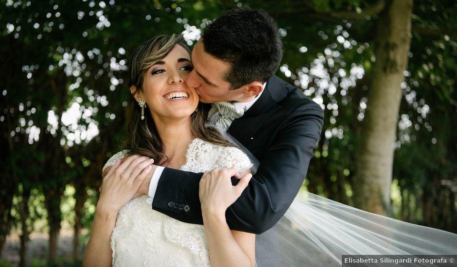 Il matrimonio di Emanuele e Paulina a Carpi, Modena