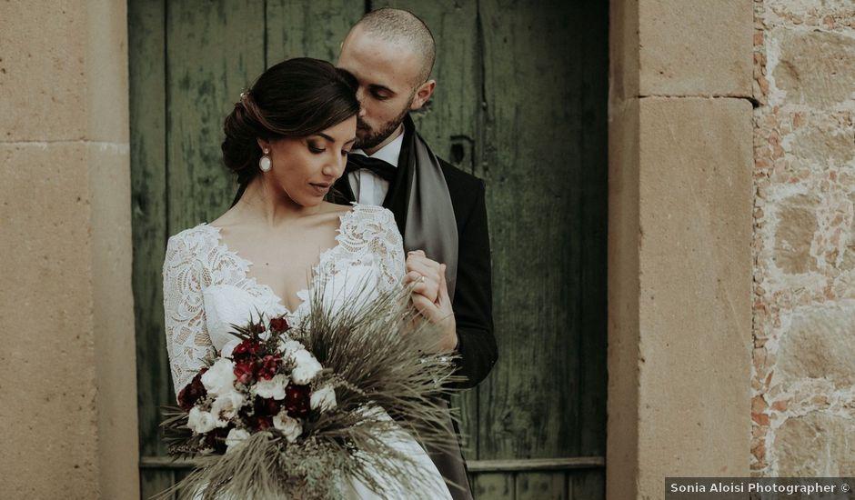 Il matrimonio di Alice e Davide a Piazza Armerina, Enna