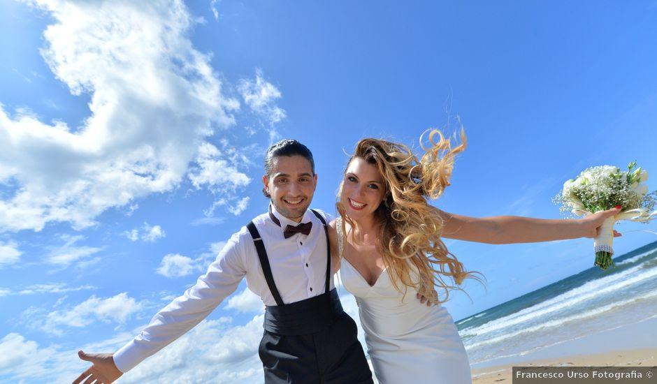 Il matrimonio di Francesco e Laura a Brindisi, Brindisi