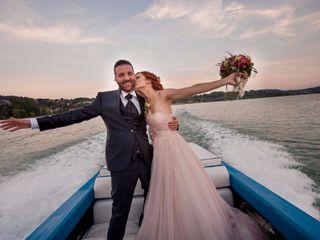 Le nozze di Noemi e Fabio