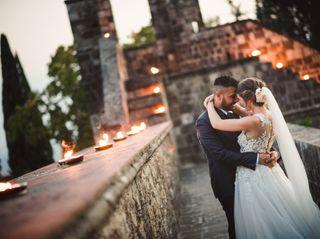 Le nozze di Elisa e Salvatore