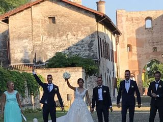 Le nozze di Erica e Erik 1