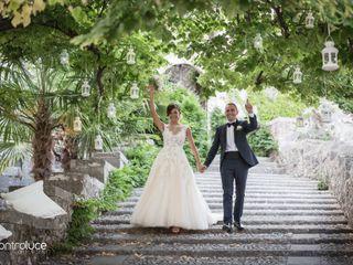 Le nozze di Erica e Erik