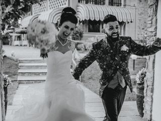 Le nozze di Giorgio e Ilaria