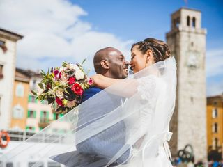 Le nozze di Francesca e Sam