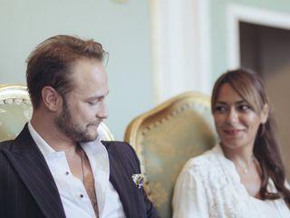 Le nozze di Eliza e Sabin 1