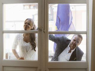 Le nozze di Eliza e Sabin