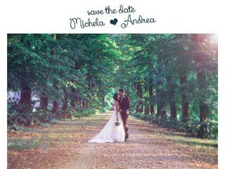 Le nozze di Michela e Andrea 1