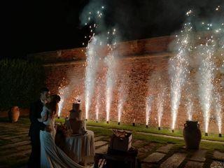 Le nozze di Eleonora  e Giulio  1