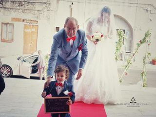 Le nozze di Luisa e Nicola  1