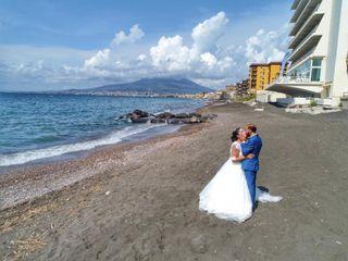 Le nozze di Luisa e Nicola