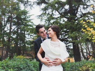 Le nozze di Ilari e Manuel