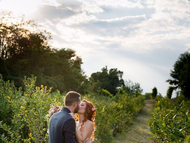 Il matrimonio di Fabio e Noemi a Roppolo, Biella 10