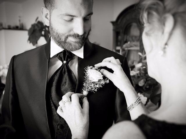 Il matrimonio di Fabio e Noemi a Roppolo, Biella 1