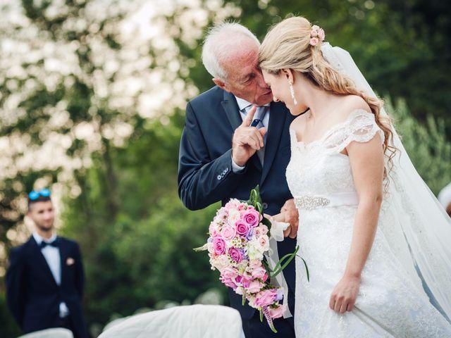 Il matrimonio di Luca e Alice a Roppolo, Biella 10