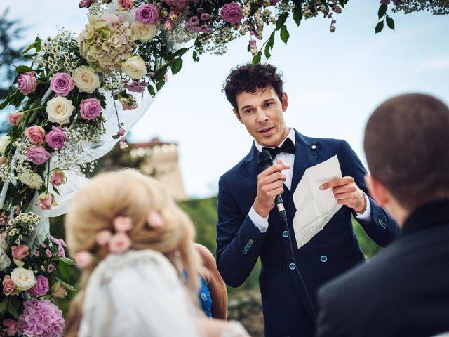 Il matrimonio di Luca e Alice a Roppolo, Biella 11