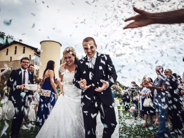 Il matrimonio di Luca e Alice a Roppolo, Biella 14