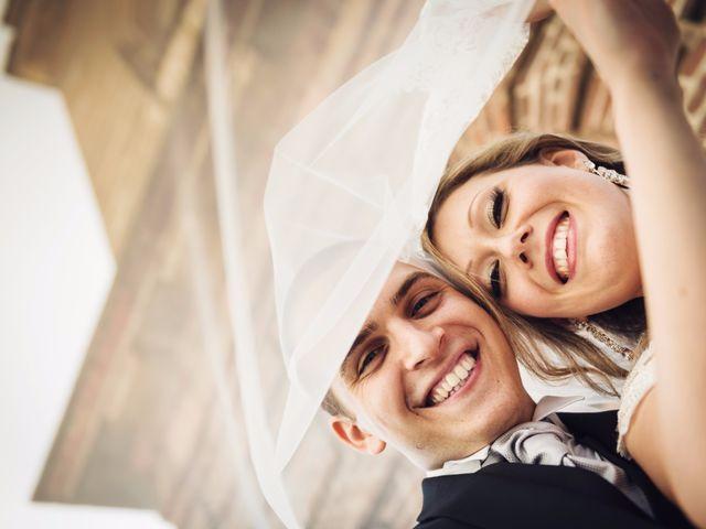 Il matrimonio di Luca e Alice a Roppolo, Biella 15