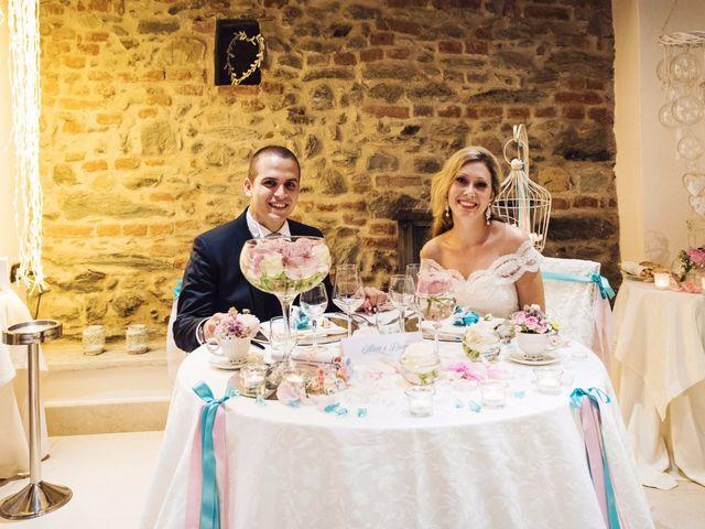 Il matrimonio di Luca e Alice a Roppolo, Biella 19