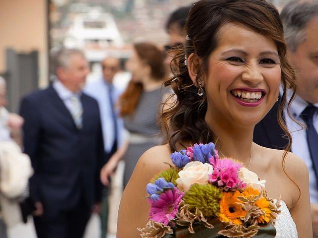 Il matrimonio di Peter e Liza a Monte Isola, Brescia 5