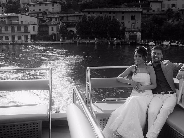Il matrimonio di Peter e Liza a Monte Isola, Brescia 6
