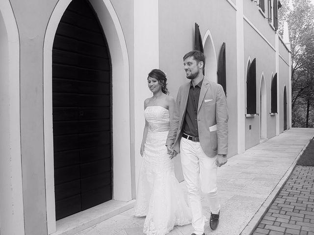 Il matrimonio di Peter e Liza a Monte Isola, Brescia 7