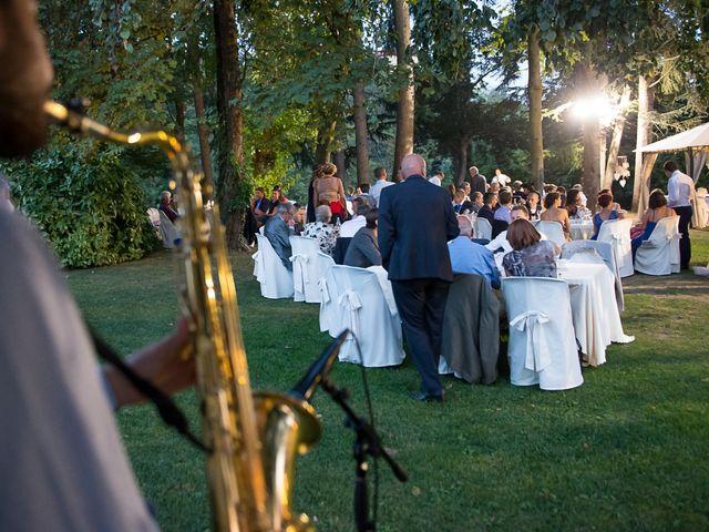 Il matrimonio di Fabio e Noemi a Roppolo, Biella 15