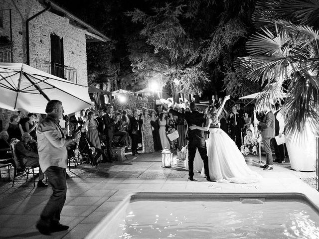 Il matrimonio di Fabio e Noemi a Roppolo, Biella 16