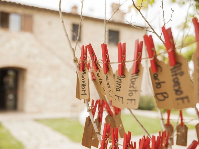 Il matrimonio di Giovanni e Galina a Todi, Perugia 5
