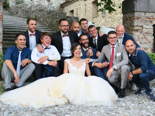 Il matrimonio di Erik e Erica a Cordovado, Pordenone 4