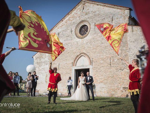 Il matrimonio di Erik e Erica a Cordovado, Pordenone 7