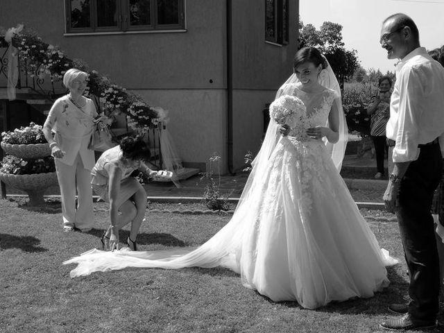 Il matrimonio di Erik e Erica a Cordovado, Pordenone 14