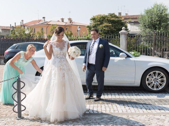 Il matrimonio di Erik e Erica a Cordovado, Pordenone 23