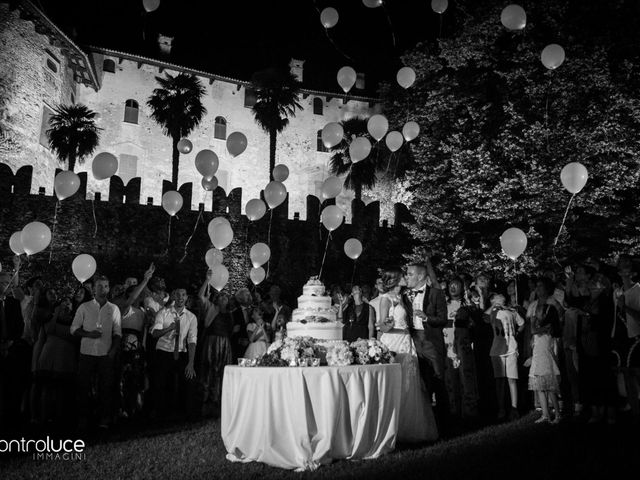 Il matrimonio di Erik e Erica a Cordovado, Pordenone 34