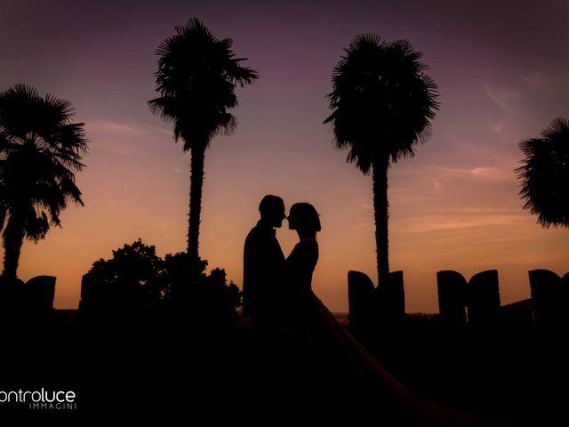 Il matrimonio di Erik e Erica a Cordovado, Pordenone 1