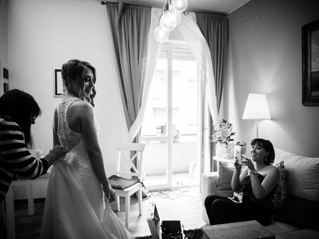 Il matrimonio di Matt e Silvia a Pavia, Pavia 24
