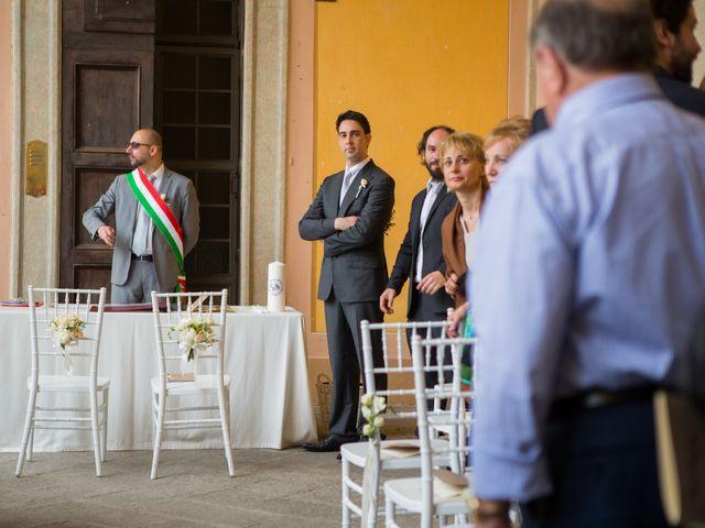 Il matrimonio di Matt e Silvia a Pavia, Pavia 27