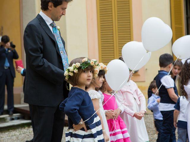 Il matrimonio di Matt e Silvia a Pavia, Pavia 29