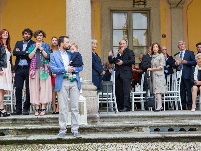 Il matrimonio di Matt e Silvia a Pavia, Pavia 30