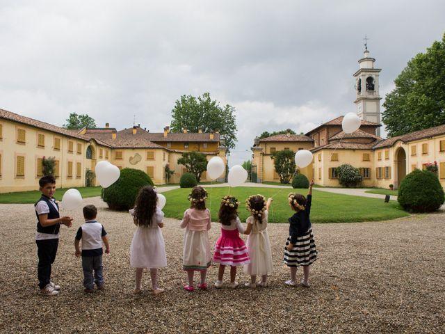 Il matrimonio di Matt e Silvia a Pavia, Pavia 33