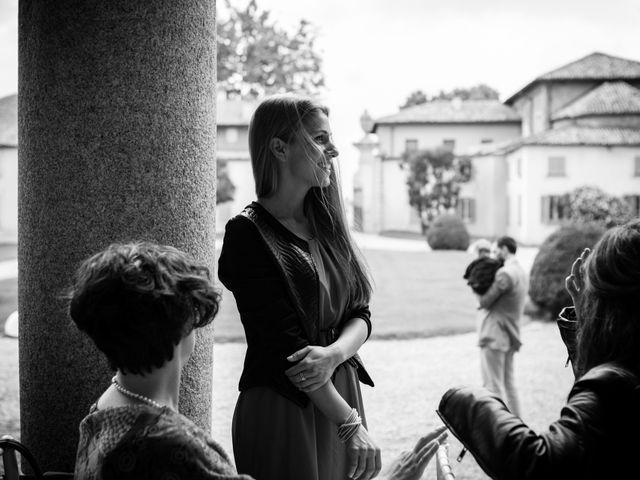 Il matrimonio di Matt e Silvia a Pavia, Pavia 34